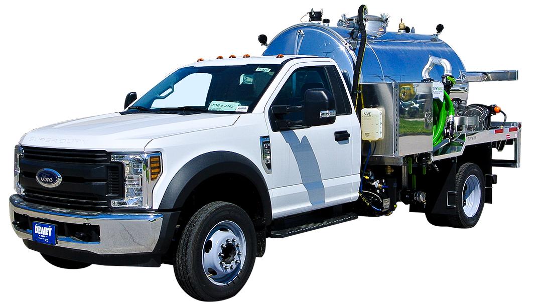 vacuum truck 1275