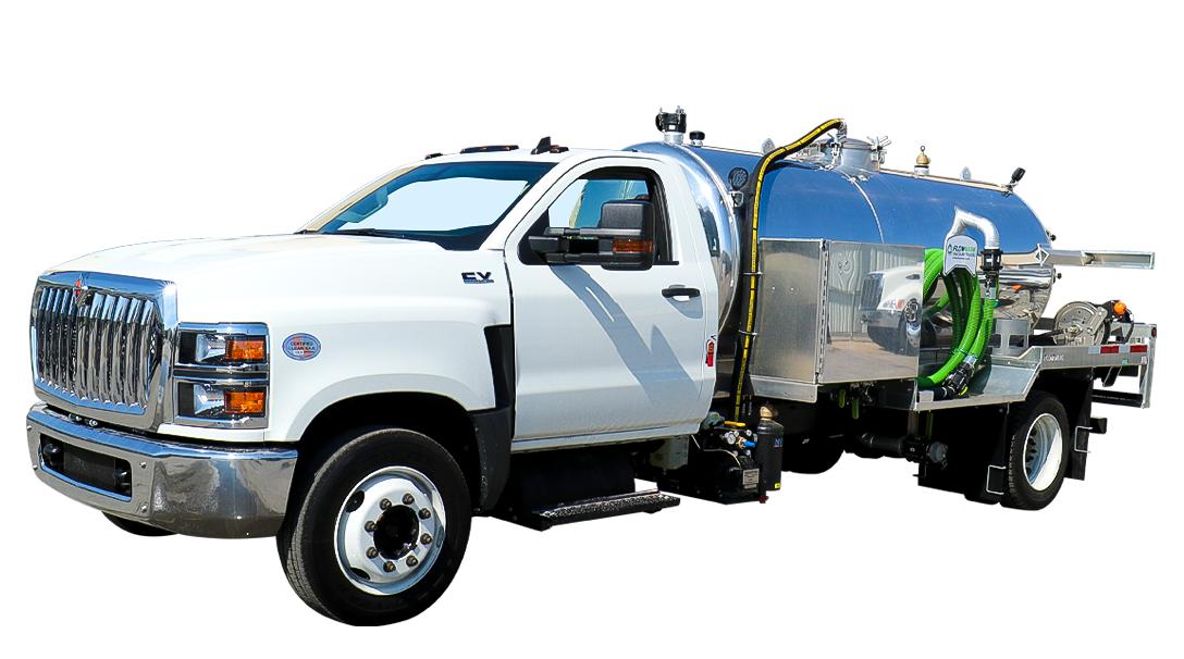 vacuum truck 1500